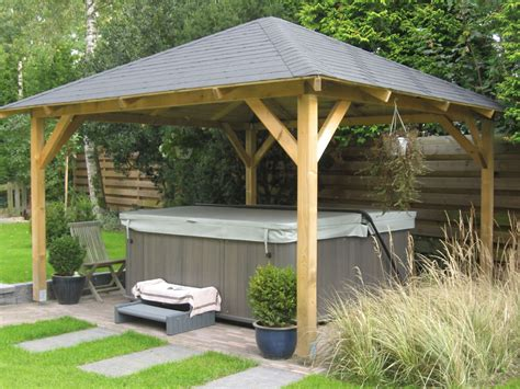 open gazebo tourist open timber gazebo 3 4x3 4m
