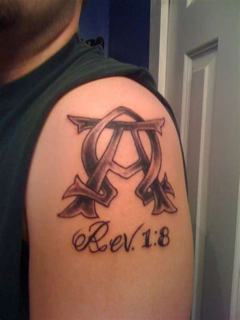revelations tattoo revelation 1 8