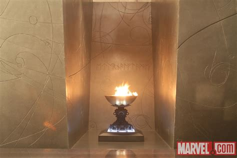 thor movie vault items images of objects in odin s vault from thor collider