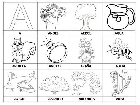 imagenes que comienzan con la letra y 5000 palabras con a material para maestros planeaciones