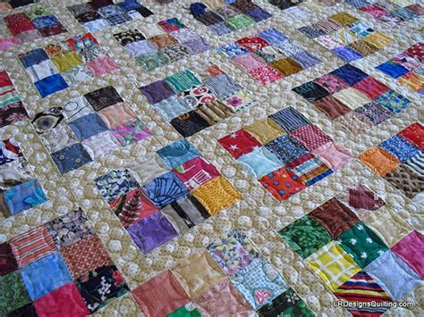 Free Style Quilting by Nines Quilting Detail Duncan Flickr
