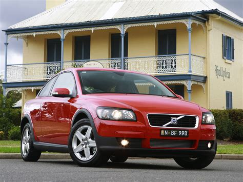 Volvo C30 Specifications by Volvo C30 D5 Au Spec 2007 09