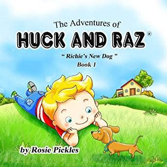 the adventures of mutt and grug books richie s new the adventures of huck and raz book 1