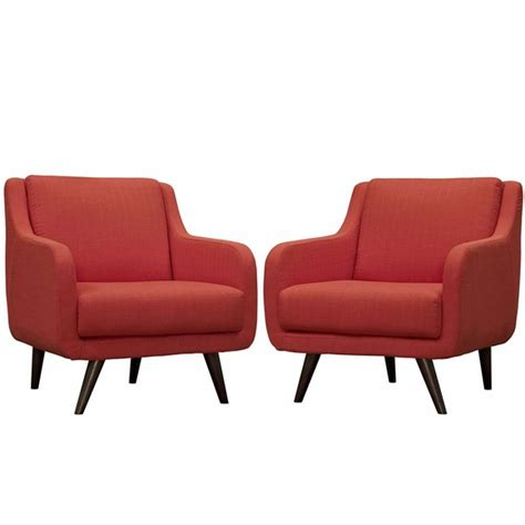 Set Of Armchairs by Verve Armchairs Set Of 2 Modern In Designs