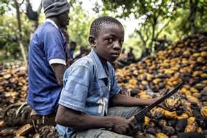 Inside Big Chocolate's Child Labor Problem