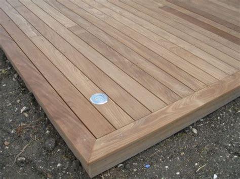 faire les finitions de ma terrasse bois avec 233 clairage