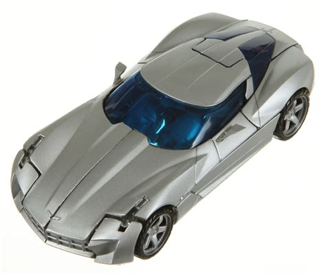 Transformers Magazine Rotf Universe Limited Edition deluxe class sideswipe transformers of the fallen rotf autobot