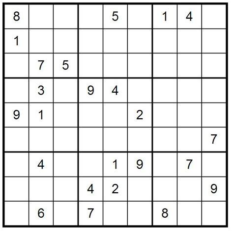 daily sudoku printable version les 21 meilleures images du tableau daily sudoku sur