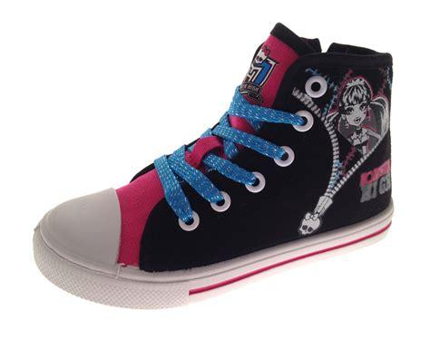 high lace up canvas pumps hi top ankle boots