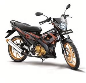 Alarm Motor Buat Satria Fu suzuki satria fighter 1 dijual rp 20 2 jutaan plus alarm pertamax7