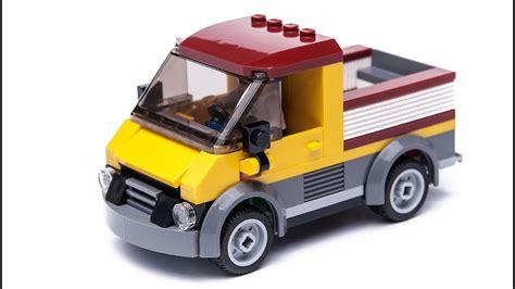 lego city jeep lego city 60150 alternative up truck moc