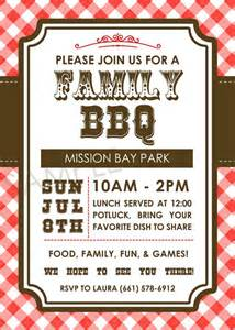 family bbq picnic family reunion western by