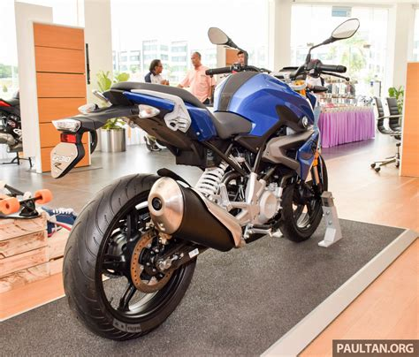 Bmw Motorrad Malaysia 2016 by 2016 Bmw Motorrad G310r Previewed In Malaysia Image 499573