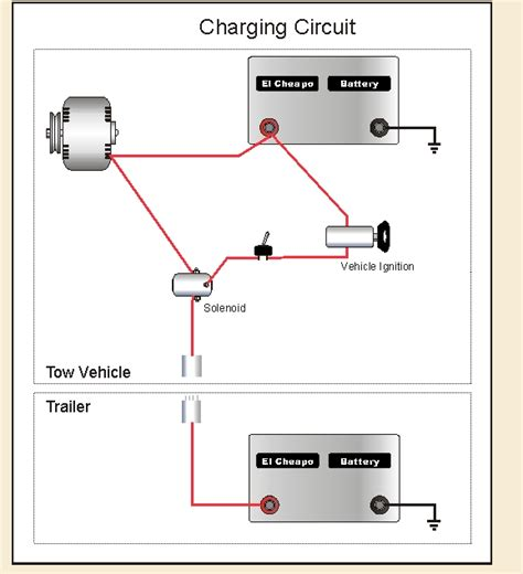 teardrop cer wiring diagram teardrop cer parts list
