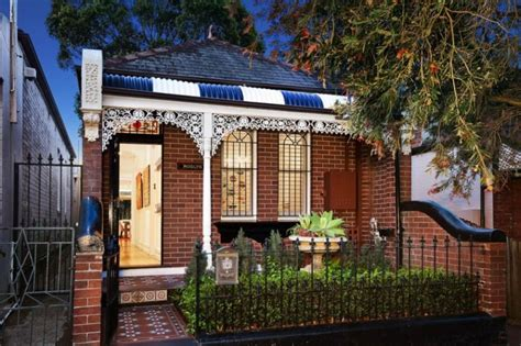 Small House Designs Sydney Bright Modern Extension To A Classic Heritage Home In Sydney