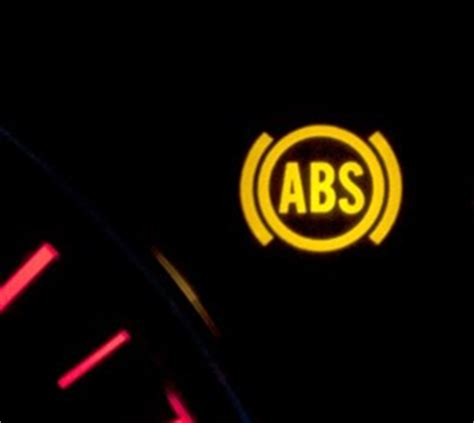 is your abs warning light on