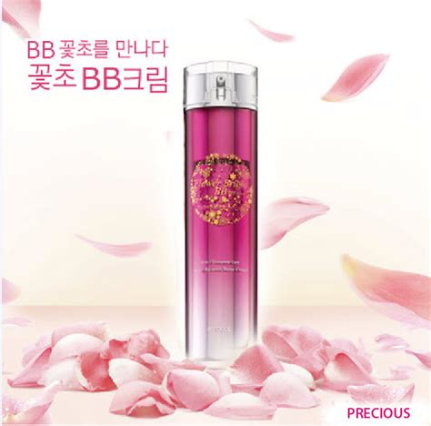 Precious Flower Bright Bb Spf30 rosiyanah s precious flower bright bb spf 30 40gr