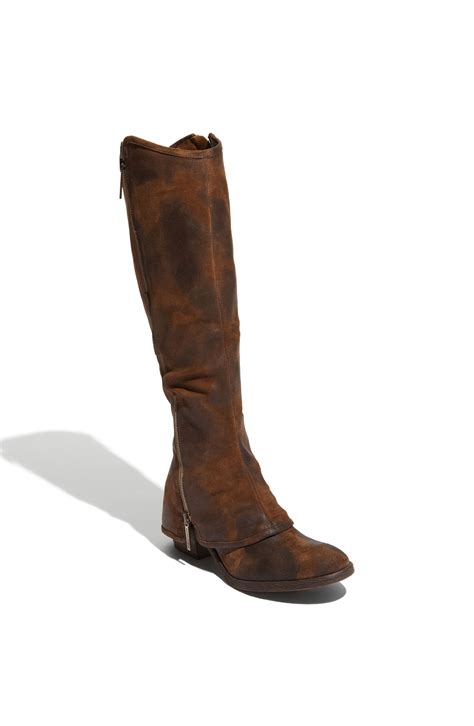 donald pliner boots donald j pliner donald j pliner devi boot in brown