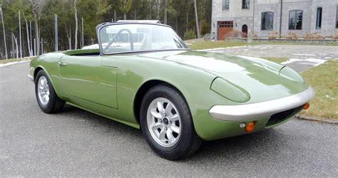 1965 lotus elan vintage race car sales