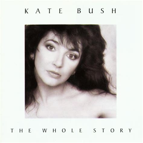 art the whole story 050028895x copertina cd kate bush the whole story front cover cd kate bush the whole story front