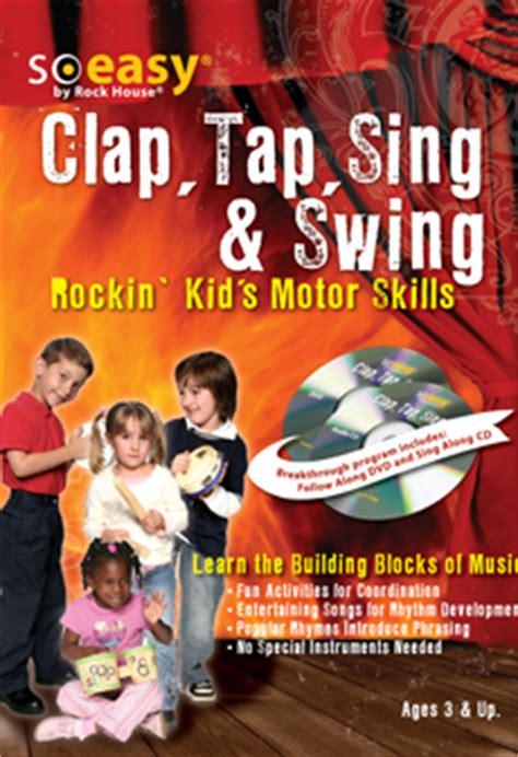 sing sing sing swing kids buy clap tap sing swing music development for kids