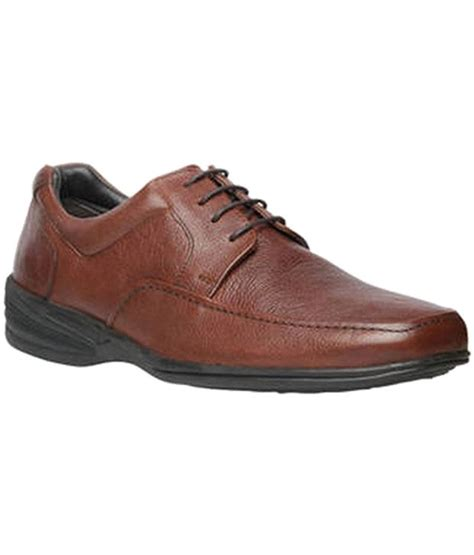 hush puppies brown formal shoes snapdeal price formal