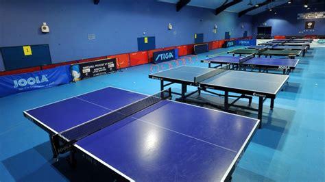 equipment guidance table tennis