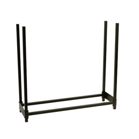 Menards Firewood Rack by Shelter Extender Log Rack 1 Half Cord At Menards 174