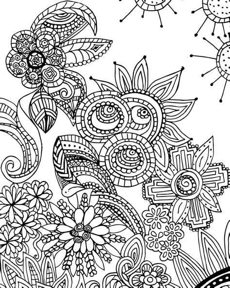 doodle drawings printable get this doodle coloring pages printable 32h6b