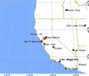 dixon california ca 95620 profile population maps