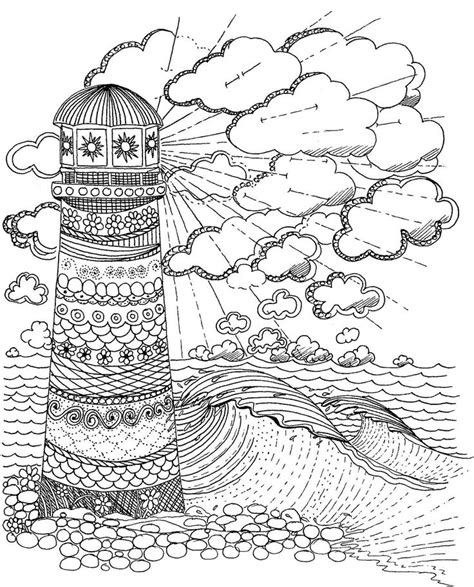 coloring pages for adults beach 2055 best adult coloring in pictures to print images on