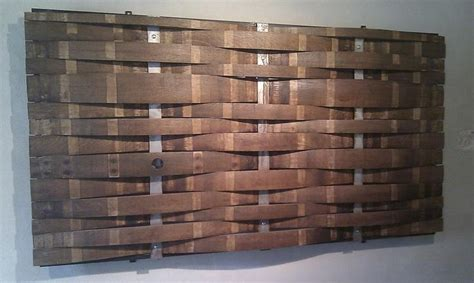Wine Barrel Headboard by 740 Best Wine Barrels Images On Wine Barrel