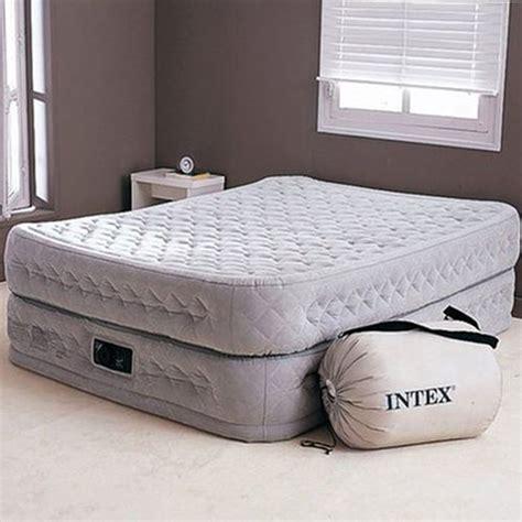 la redoute matelas gonflable lit d appoint gonflable confort supr 234 me 2 person gris