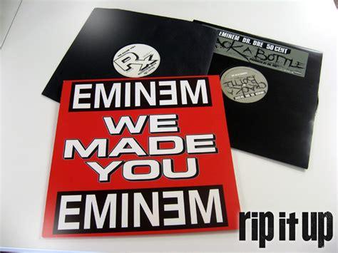 eminem vinyl ripitup co nz win one of two eminem vinyl prize packs