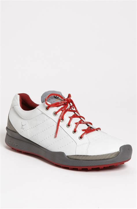 ecco biom hybrid golf shoe for yohii