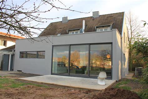 Haus 60er Jahre by Anbau Wohnhaus Erftstadt H Architektur