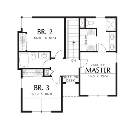 reading house plans mascord house plan 21131 the reading
