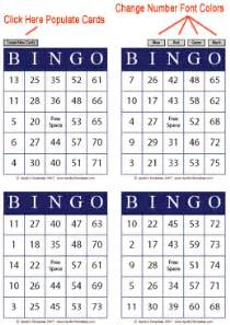 free printable bingo cards template printable bingo card free blank
