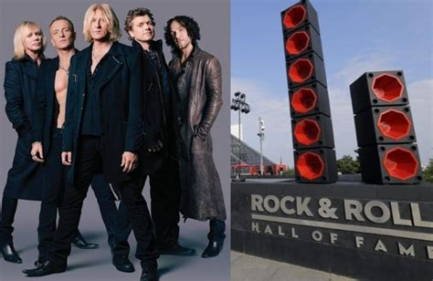 def leppard wins popular vote competition  rock  roll hall  fame