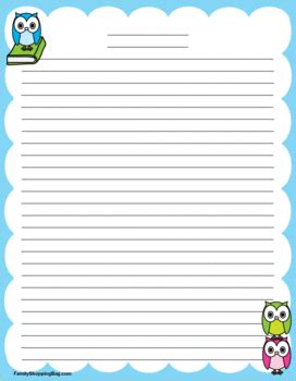 printable stationery for teachers image gallery teacher stationery