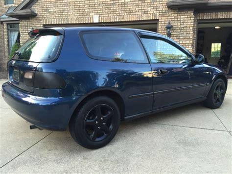 Headl Civic 1984 87 3 Doors 1992 honda civic dx hatchback 3 door 1 5l for sale honda civic 1992 for sale in canton ohio