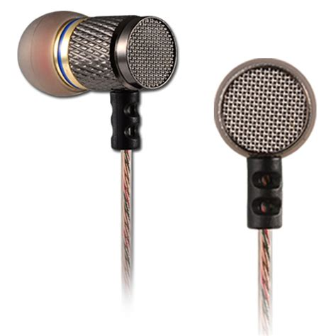 Knowledge Zenith Sedition 7mm In Ear Dual Magnetic Sound Mic Kz Edr Knowledge Zenith Special Edition 7mm In Ear Earphones Dual