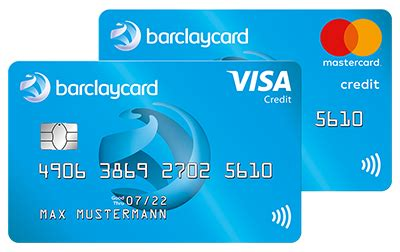bank kredit karte kreditkarten vergleich alle karten barclaycard