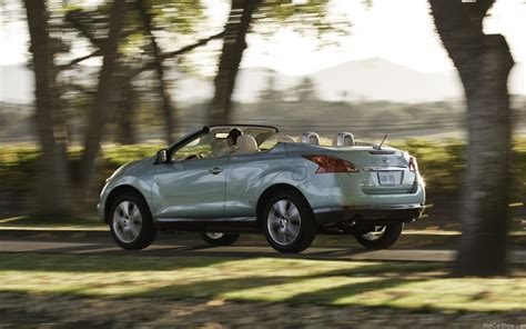 nissan spokesperson news nissan s convertible cuv is nailed to the cross