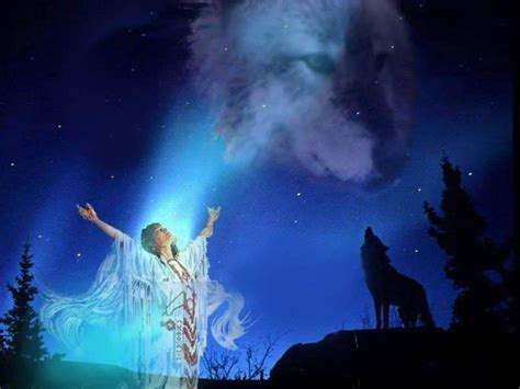 native american wolf spirit indian wolf spirit spirit quotes quotesgram