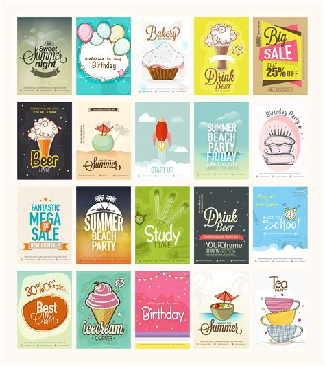 printable free flyers 20 free printable flyers collection graphic google
