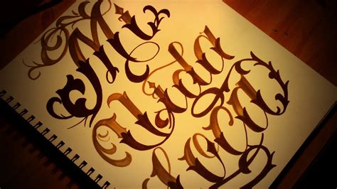 mi vida loca tattoo mi vida loca script lettering 2star