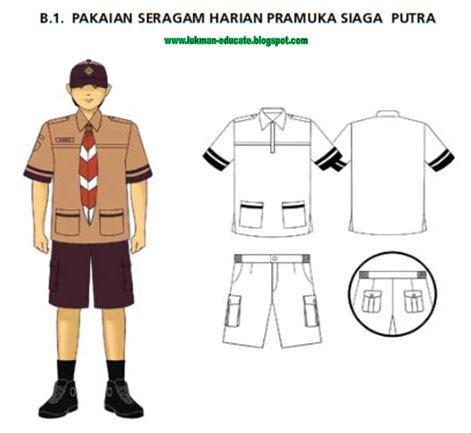 Baju Pramuka Siaga Lengan Pendek Seragam Sekolah No 6789 pakaian seragam pramuka pkpr sbh wonosalam 1