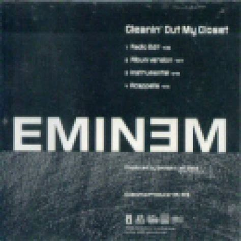 eminem cleanin out closet records lps vinyl and cds