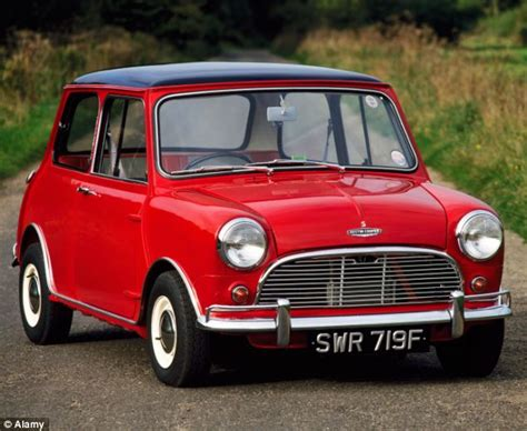 Mini Original original mini named britain s favourite car of all time